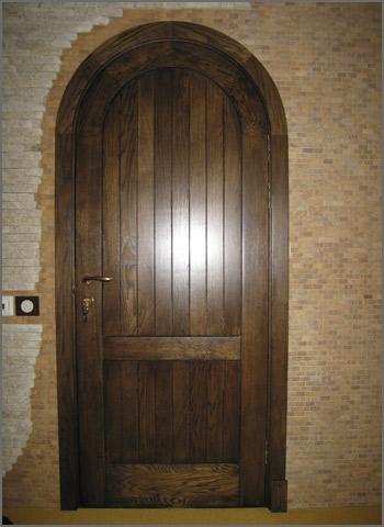 Как арку сделать дверь в