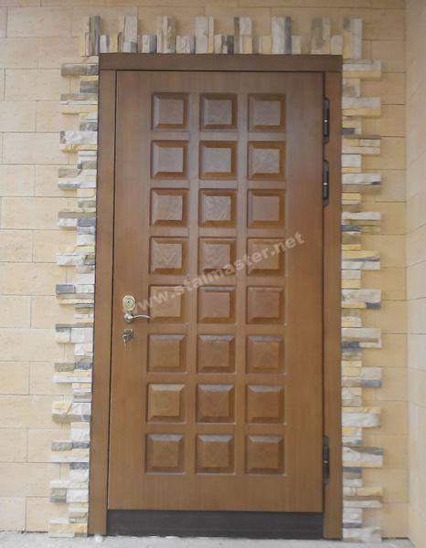 купить металлическую дверь без установки