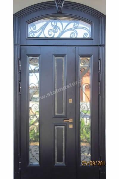 входные арочные двери в москве