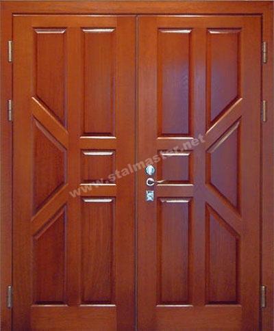 двери металлические широкие