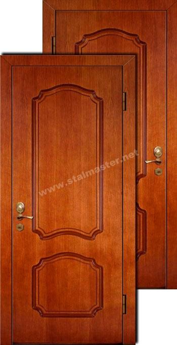 купить шпонированные входные двери в москве