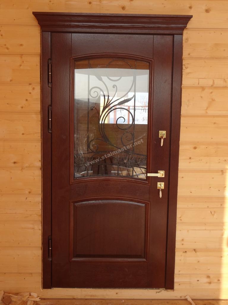 двери железные уличные для севера