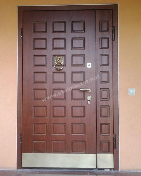 двери стальные русские